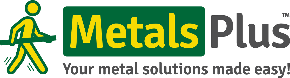 Metals plus logo
