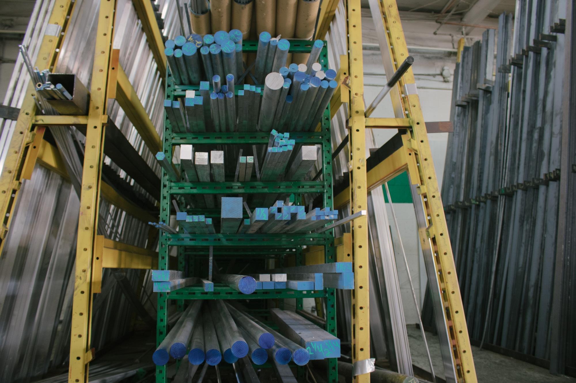 Image of Metals Plus aluminum products
