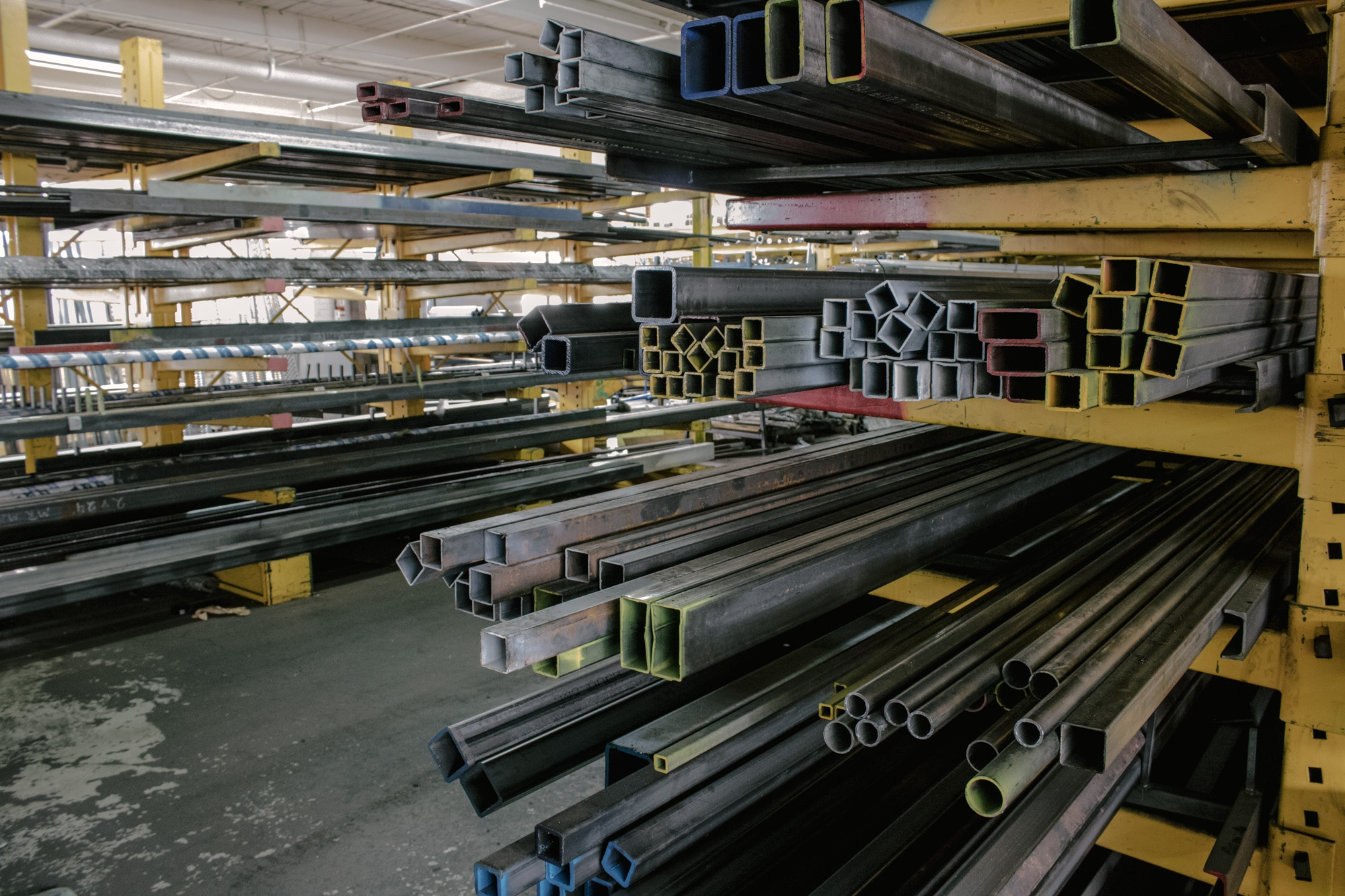Image of Metals Plus hot rolled steel products